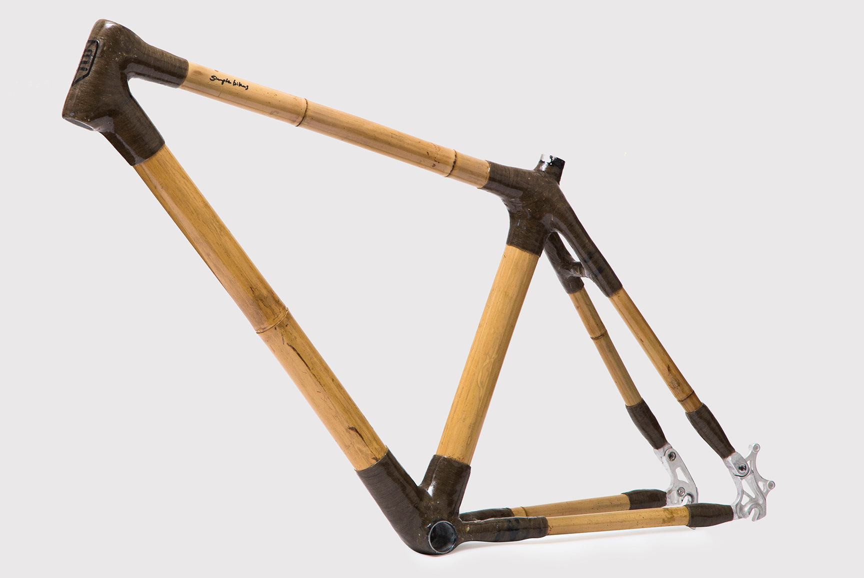 simple bikes mountain bike bamboo bike frame - Mountain Bike Frames
