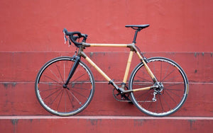 Roadster R1 - Simple Bikes Bamboo Bikes