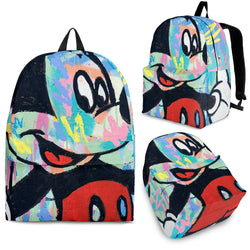 Bourn Rich Mickey/Minnie Backpack