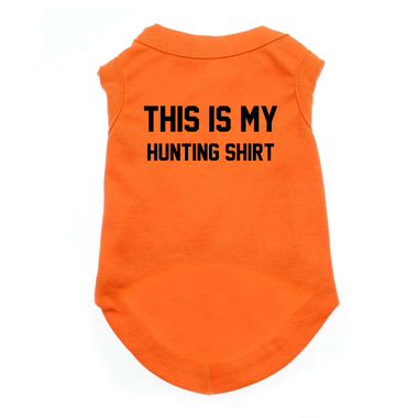 This Is My Hunting Dog Shirt