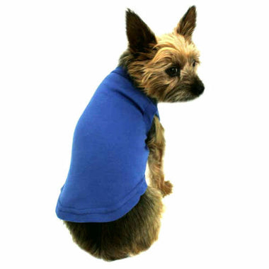 Blank Dog Shirt for Small to Medium Breeds