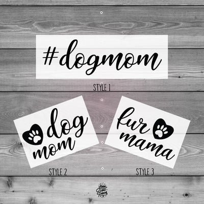 Custom Pet Decals