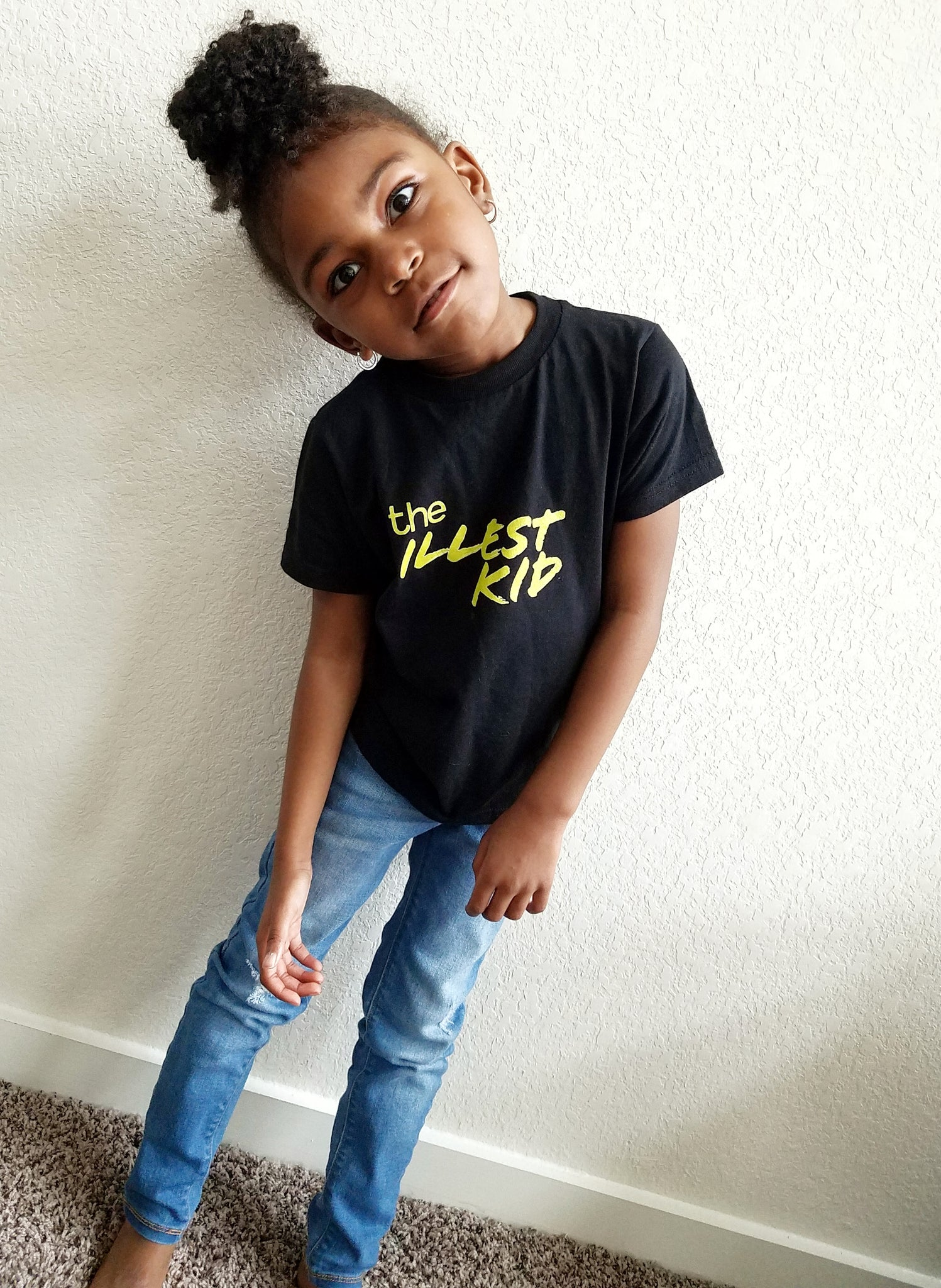 The Illest Kid - Tee - sweetexpreshunz