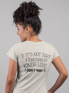 True Love - Ladies Tee