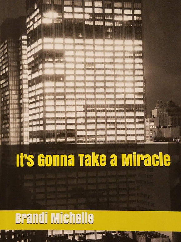 Sweet Expreshunz It's gonna take a miracle front cover