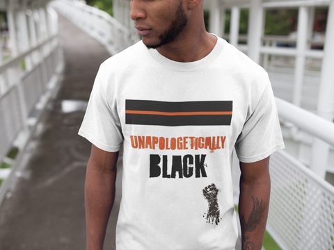 Unapologetically Black - Men's Tee
