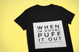 Puff it Out - Ladies' Tee - sweetexpreshunz