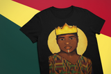 Black King - Men's Tee - sweetexpreshunz