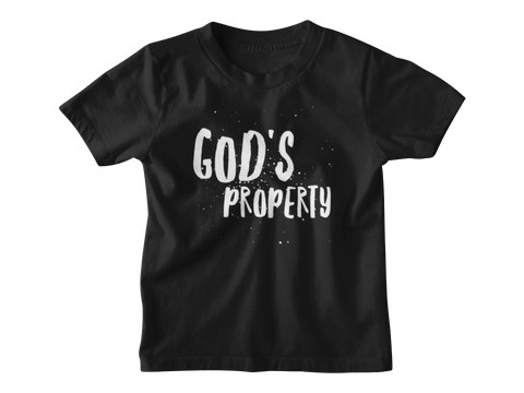 God's Property  - Kid's Tee