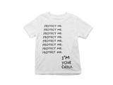 Protect Me - Kid's Tee - sweetexpreshunz