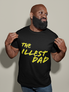 The Illest Dad - Men's Tee - sweetexpreshunz