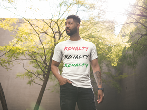 ROYALTY - Men's Tee - sweetexpreshunz