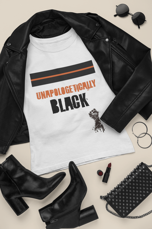 Unapologetically Black  - Women's Tee