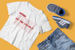 sweet expreshunz nobody but God white tshirt flatlay
