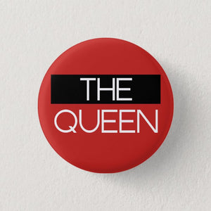 The queen button