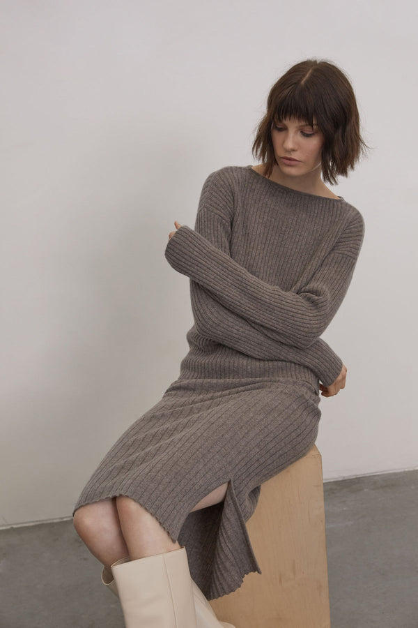 Maja Jumper / Bark