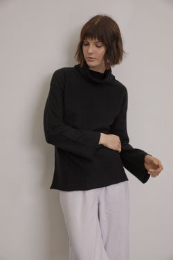 Felted Jumper / Black