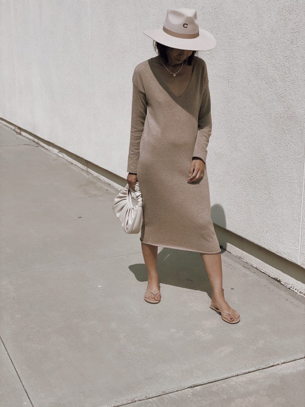 Aina Dress / Beige