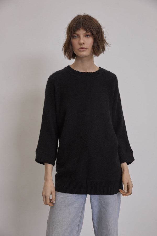 Gala Sweater / Black