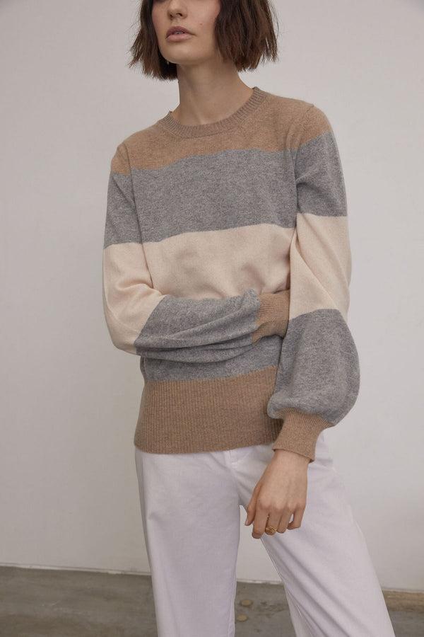 Ame Sweater / Stripe