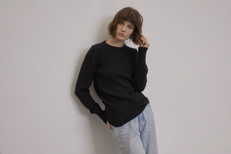 Monika Jumper / Black