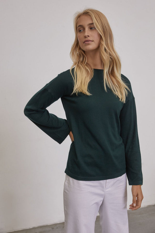 Birgitta Top / Emerald
