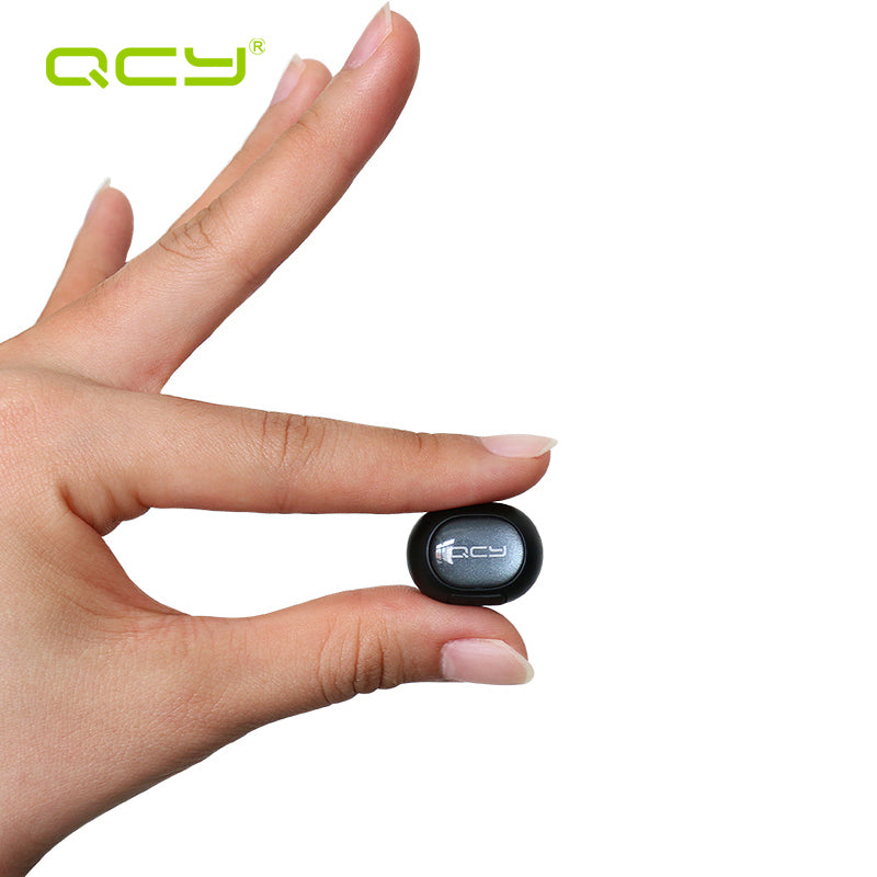 Mini In-Ear Wireless Bluetooth 4.1 Earbud for iPhone/Android