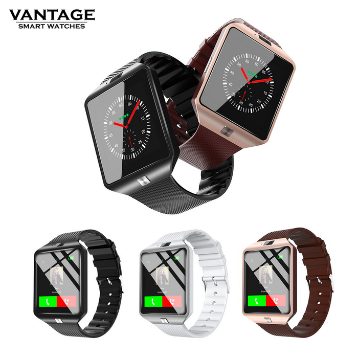 Vantage™ Smartwatch Phone - 75% Off Launch