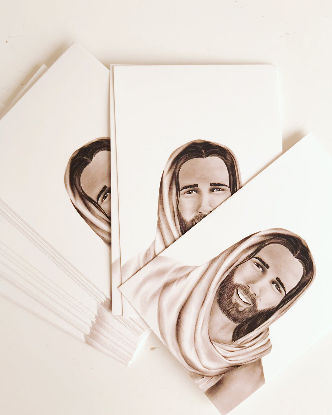 Christ Portrait Postcards