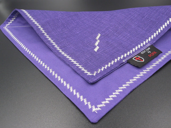 Purple Mania (Cotton Fabric)
