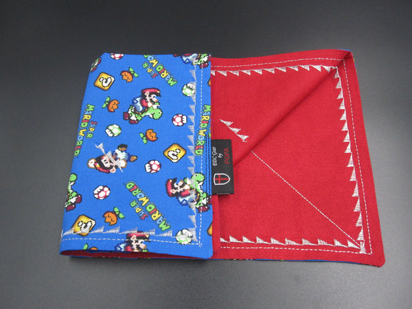 Old School Mario (Cotton)