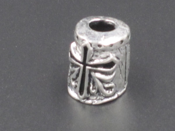 Crusader Bead (Nickel Plated)