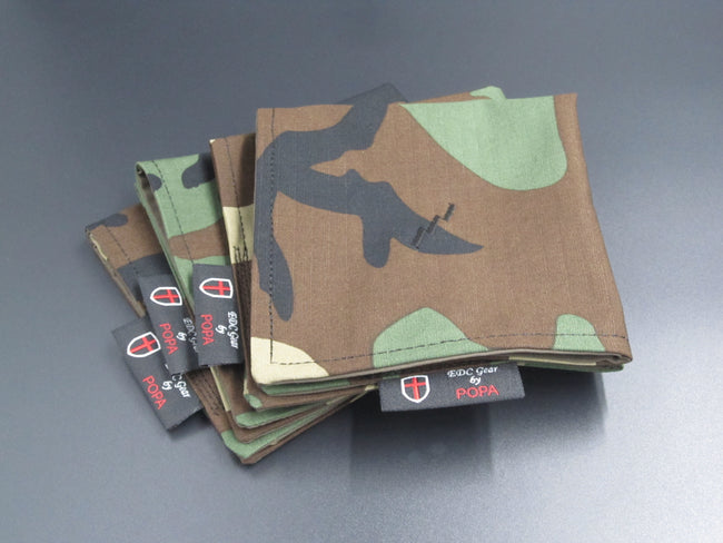 Battle Dress Uniform (BDU) Woodland Pattern  (Cotton-Microfiber)