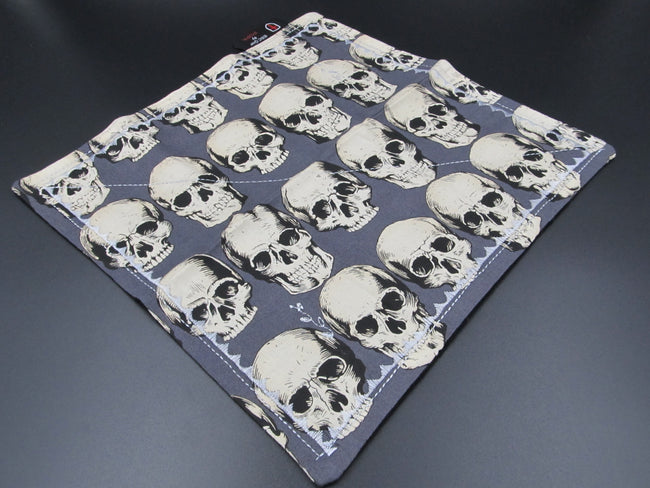 Dead Head Rock (Cotton-Linen Fabric)