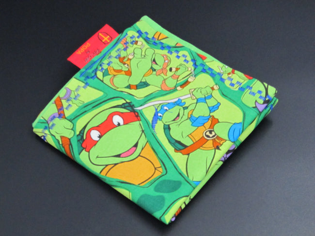 Teenage Mutant Ninja Turtles  (Cotton)