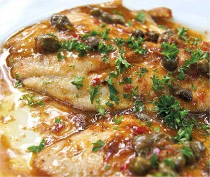 Filete de tilapia s