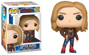 POP! Funko Captain Marvel Exclusive