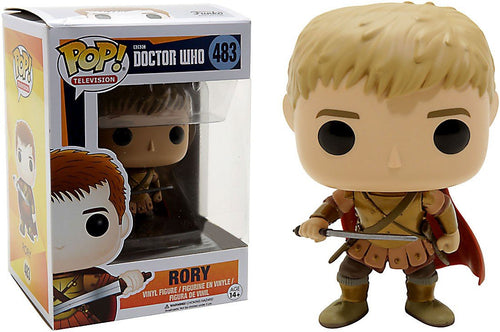 Funko Pop! Television Doctor Who Rory #483 (The Last Centurion)