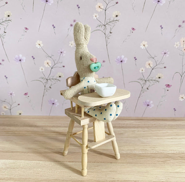Wooden Highchair