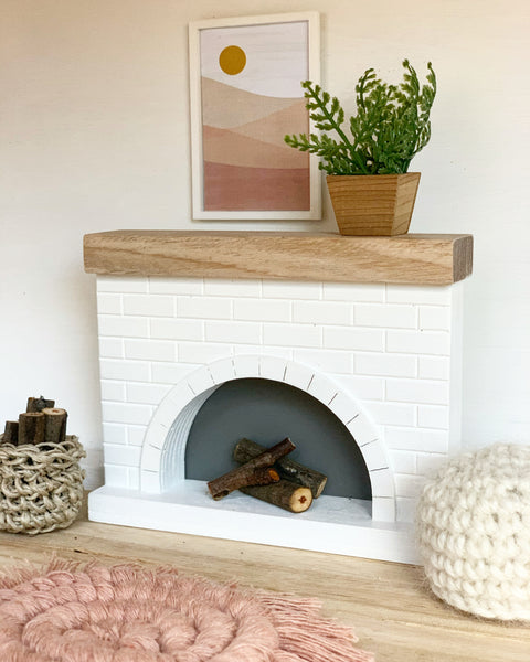 Whimsy Fireplace