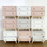 Tiny Retro Drawers (Pre-Order)