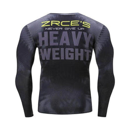T-Shirt Compression manches longues Monster Edition - Le Vestiaire Rugby