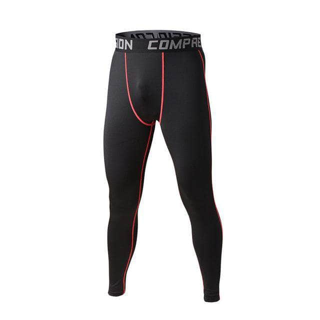 Collant Compression Red Edition - Le Vestiaire Rugby