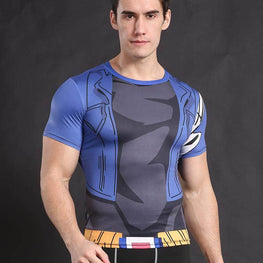 T-Shirt de compression manches courtes Trunks Future Edition - Le Vestiaire Rugby