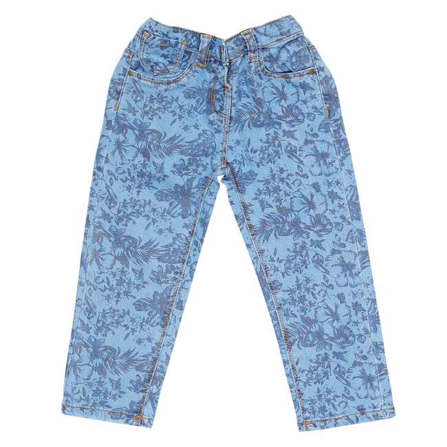 Baby Girls Jeans Light Blue