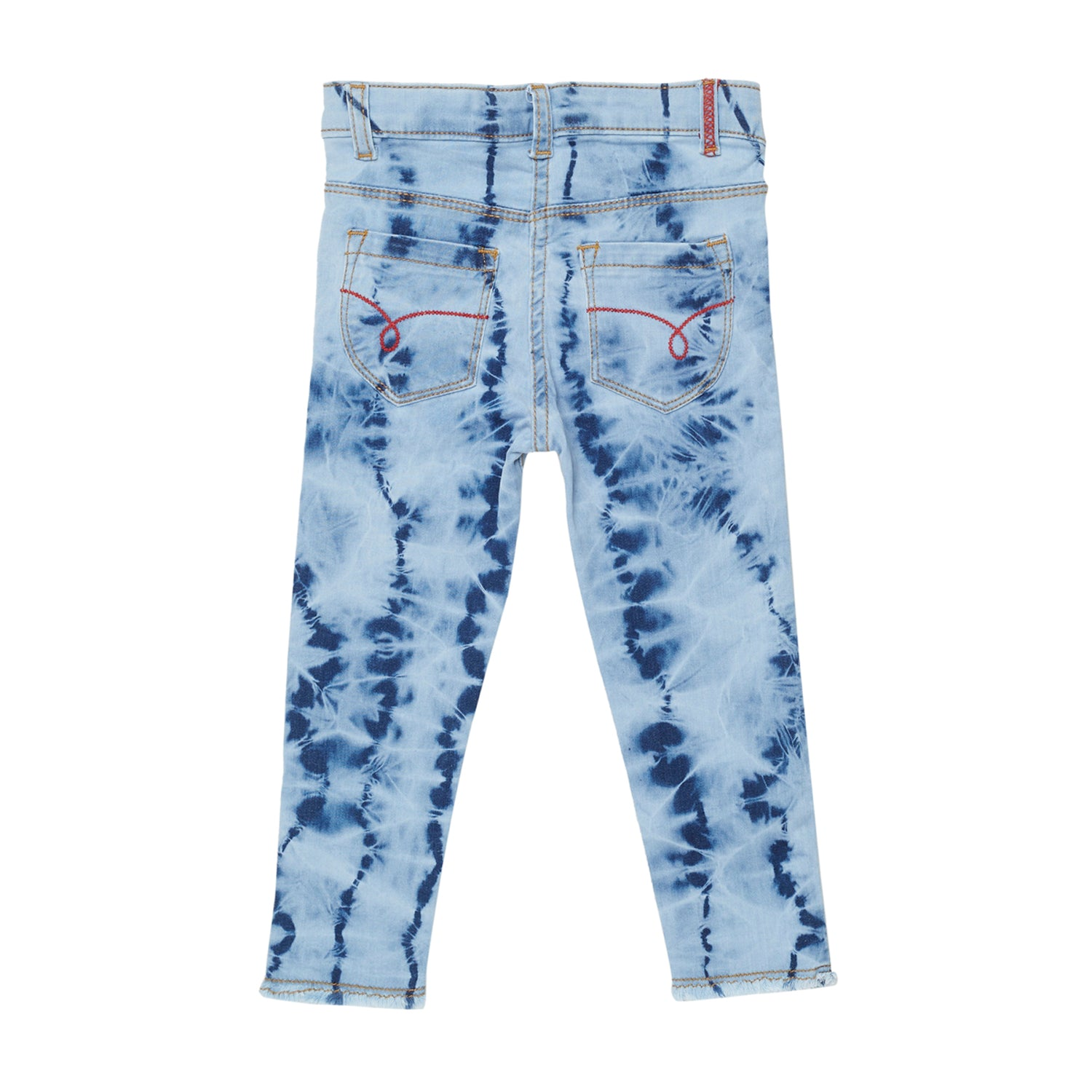 Baby Girls Jeans Blue