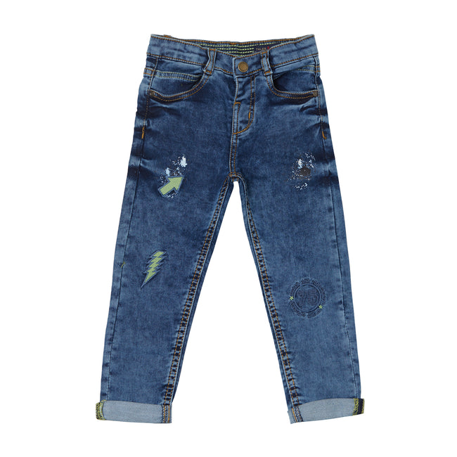 Baby Boys Jeans Blue