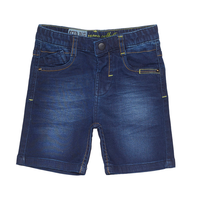 Baby Boys Shorts Dark Blue