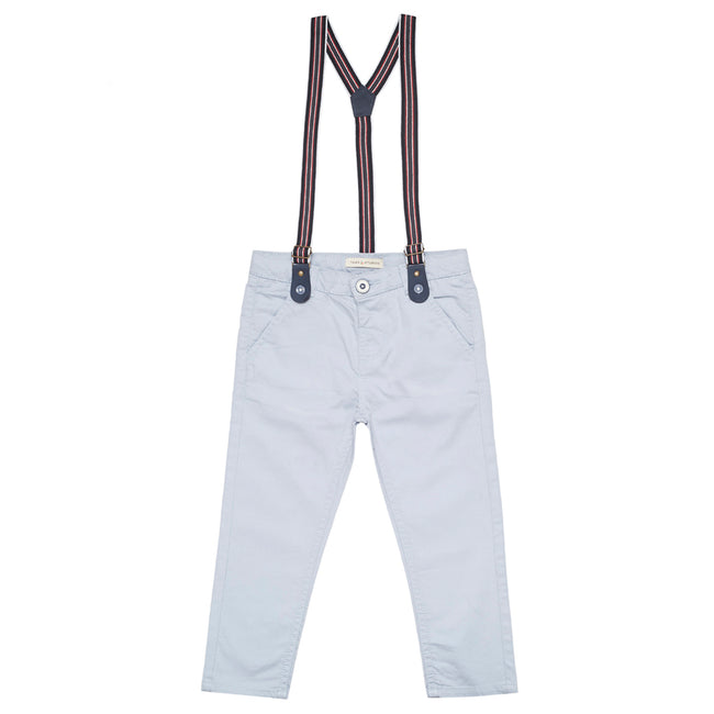 Baby Boys Trousers Light Grey