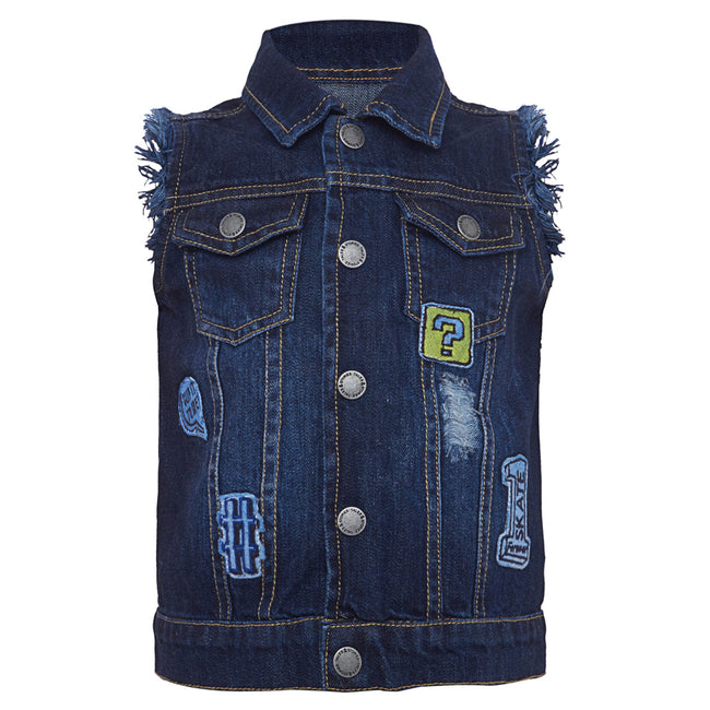Baby Boys Jacket Dark Blue